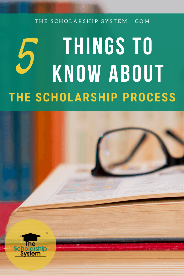 Trying to conquer the scholarship process can overwhelm students and parents alike. Here are 5 things you need to know in order to successfully apply for money.