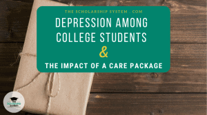 Depression Among College Students & the Impact of a Simple Care Package