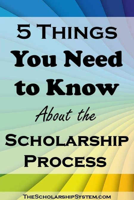 Learning the scholarship process; identify deadlines and qualifications to help you properly prepare for scholarship applications!