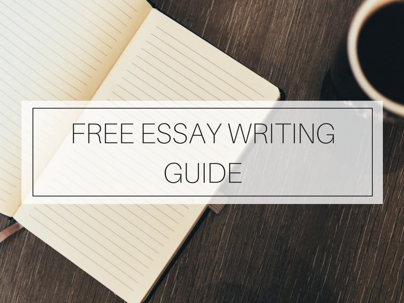 Free Essay Writing Guide with professional tips!