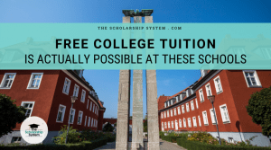 Free College Tuition is Actually Possible at These Schools