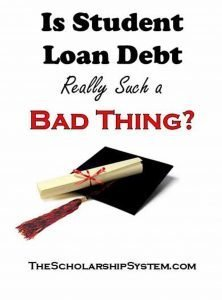 Student Loan debt can prevent your student from major adult milestones #scholarships #college #education