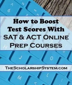 Tips on how to boost your SAT and ACT test scores with online prep courses #SAT #ACT #testbetter #college