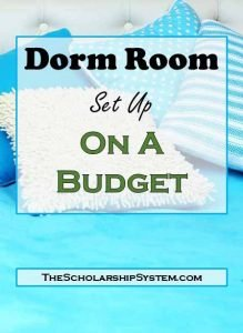 How to send your student to college with everything they need while staying in budget! #budget #college