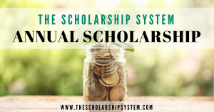 The Scholarship System 2nd Annual Scholarship Results
