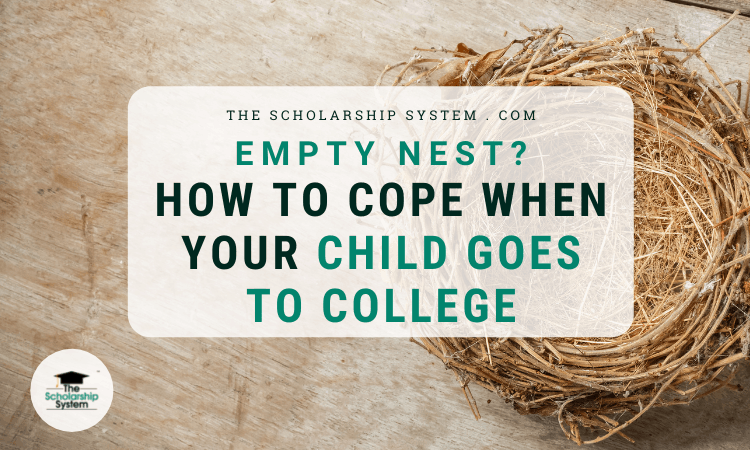 Empty Nest How to Cope When Your Child Goes to College