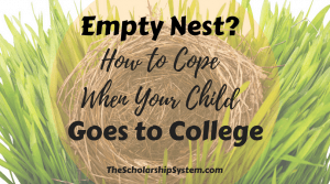 Empty Nest? How to Cope When Your Child Goes to College