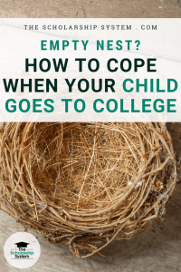 How to Cope When Your Child Goes to College