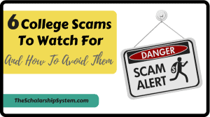6 College Scams to Watch for and How to Avoid Them