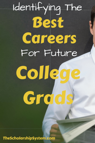 helpful tips for identifying the best careers for future college grads #college #careers
