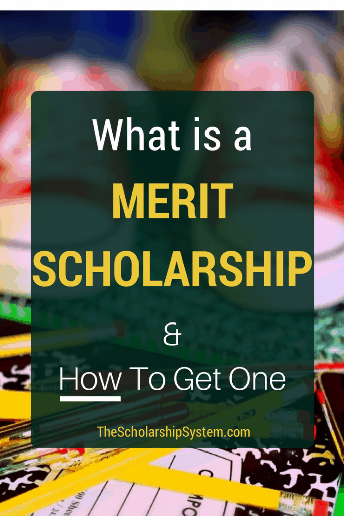 what is a merit scholarship and how to get a merit scholarship #scholarship #merit #college