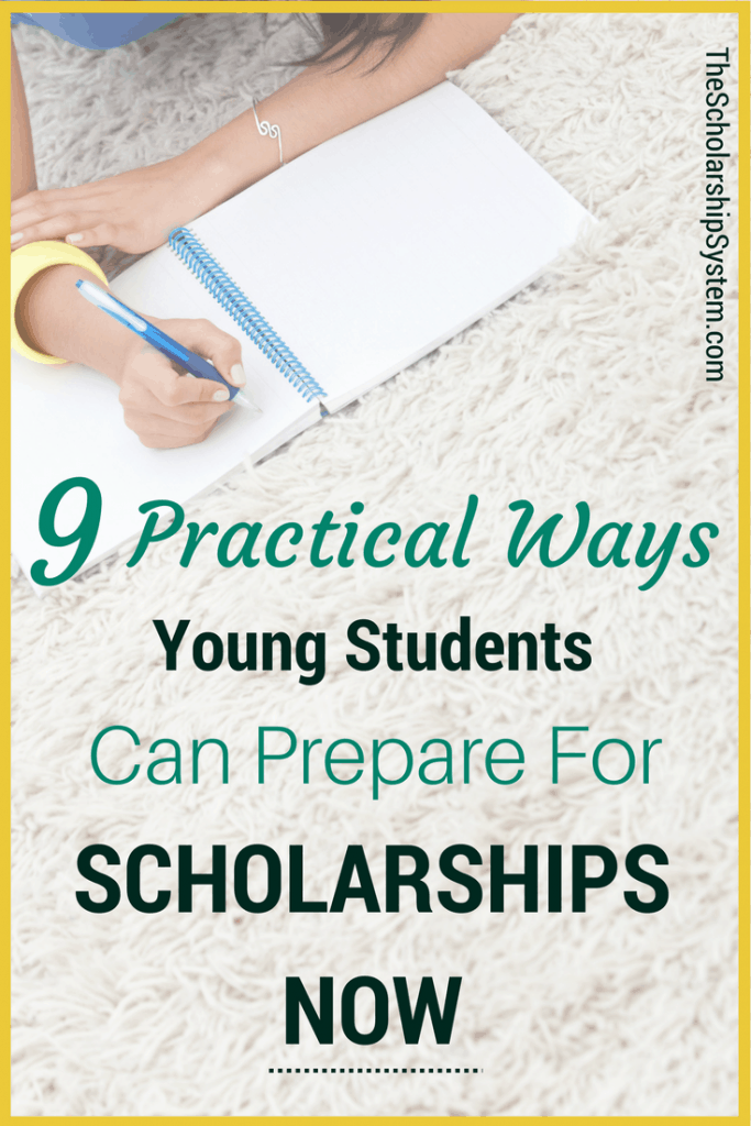 sophomore in high school can prepare for scholarships #scholarships #education