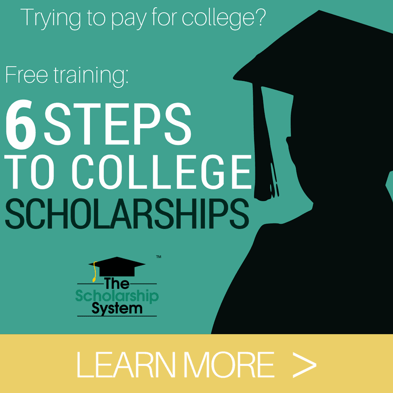 Steps to finding college scholarships