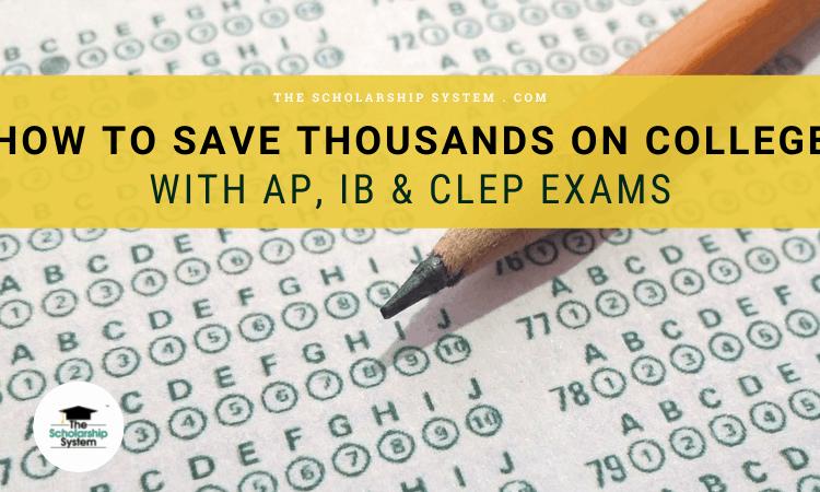 AP, IB & CLEP Exams