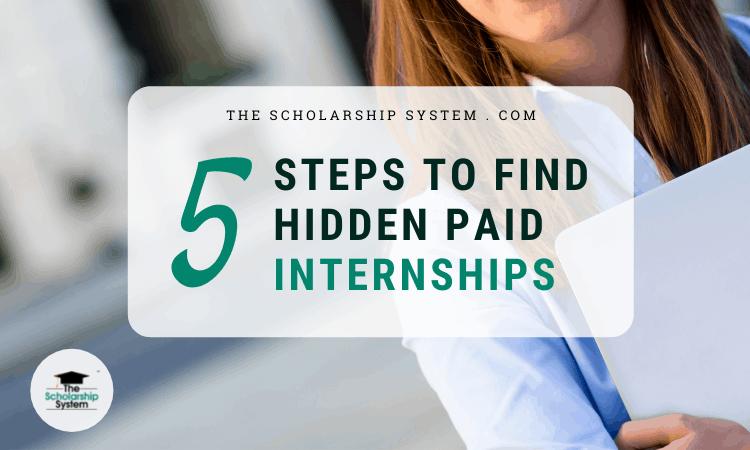 Paid Internship