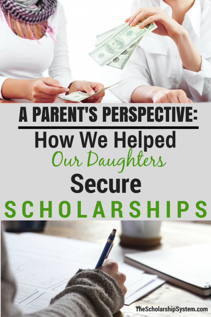 Helping your student secure scholarships #scholarships #students #college