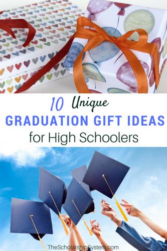 unique graduation gift