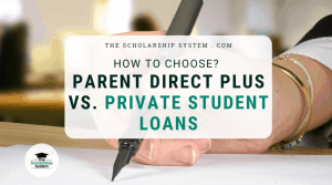 Parent Direct PLUS vs. Private Student Loans: How to Decide
