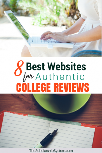 The best websites with the most authentic college reviews.