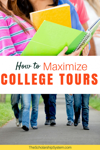 College tours can be great for information gathering, as long as take full advantage of them. Not sure how to get started? Here are some tips.