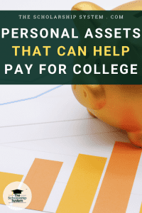 Personal Assets That Can Help Pay For College