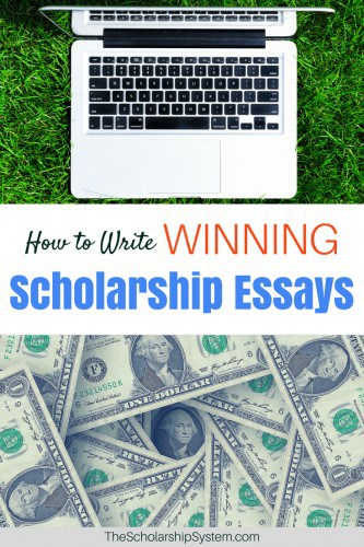 How to write a winning scholarship essays. #essays #college #student