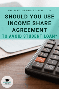 Should You Use Income Share Agreement to Avoid Student Loan