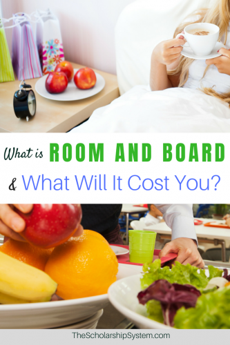 what is room and board and what will it cost?