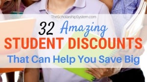 32 Amazing Student Discounts That Can Help You Save Big