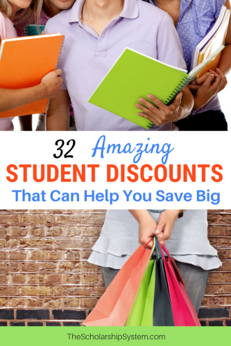 Student Discounts that can help you save big in college