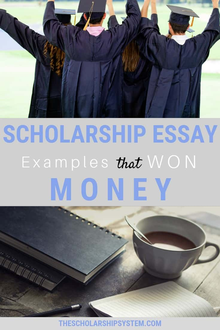 Showcasing who you are through a scholarship essay is easier said than done. Here are some winning scholarship essay examples to get you started.
