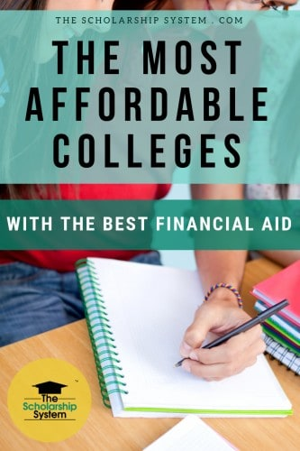 When your student begins looking for the most affordable universities in the USA, it's crucial to look beyond tuition. While selecting options with the cheapest college tuition seems like a smart move, it doesn't provide your student with the whole picture. We share how to find the most affordable colleges. #education #college