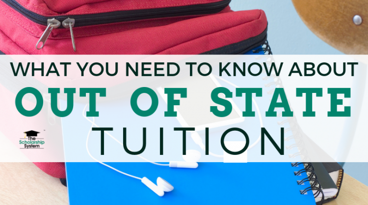 out of state tuition