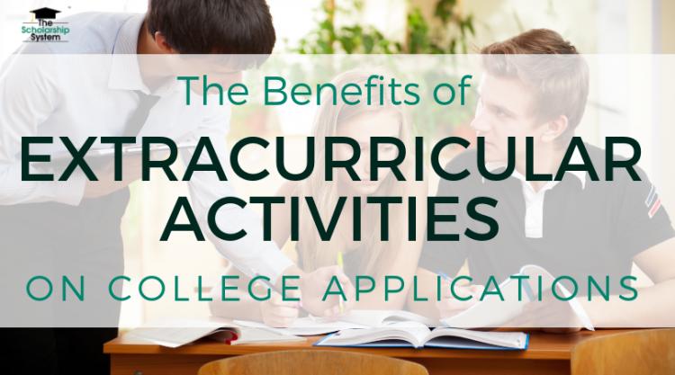 benefits of extracurricular activities