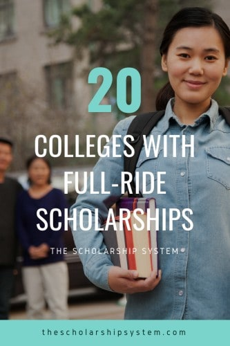 It's no secret college tuition is rising. That's why full ride scholarships are so desirable. Here's what you need to know about landing one.