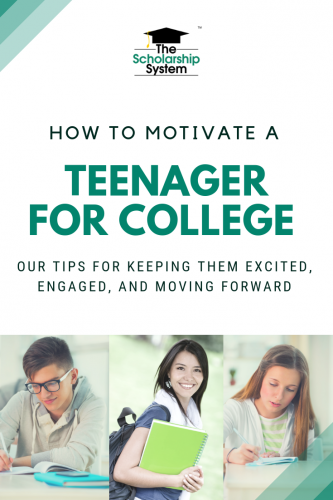 How to motivate a teenager for college - If college is in your student's future, but they aren't moving in the right direction, figuring out how to motivate a teenager for college can be a challenge. Luckily there are ways you can help as a parent, but determining the reason behind your student's procrastination is critical. Here is how to get started.