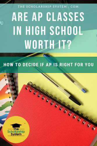 AP classes are more challenging but also give students unique opportunities. If you are wondering whether they are worth it, here's what you need to know.