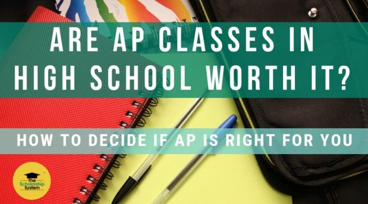 are ap classes worth it