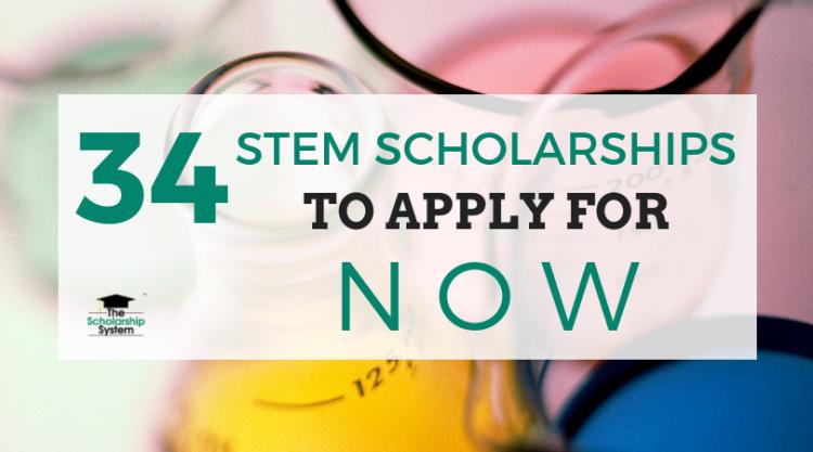 stem scholarships