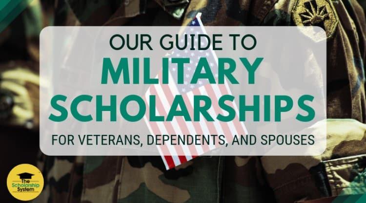 military scholarships