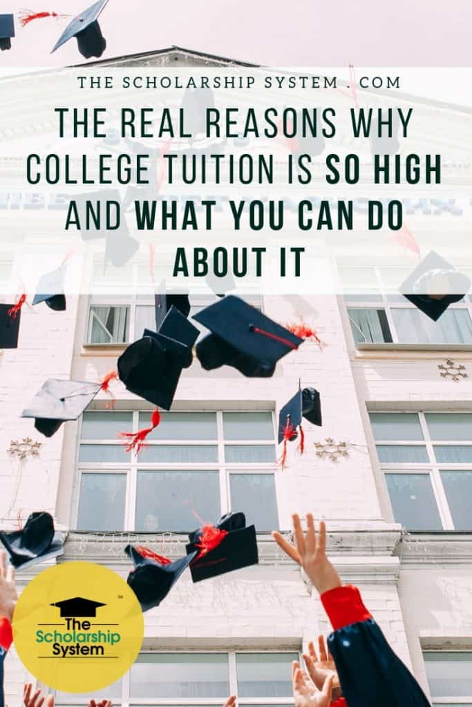College costs are skyrocketing and it only seems to be getting worse. Here are the real reasons college tuition is rising and what can be done about it.