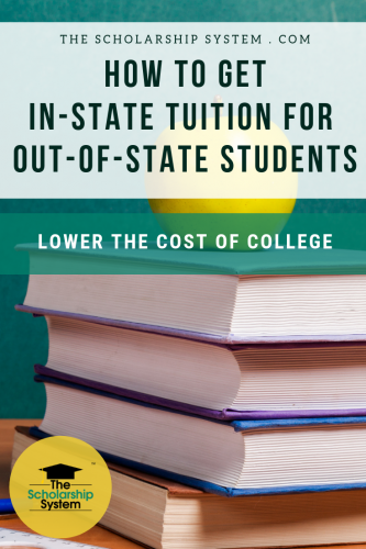 Out-of-state tuition costs can be expensive. Luckily, there are ways to pay in-state tuition as an out-of-state student. Here's what you need to know.