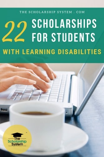 Scholarships for students with learning disabilities make college more affordable. If you have a learning disability, here are some worth exploring.