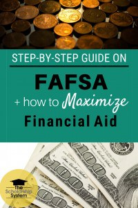 In the world of financial aid, the FAFSA is king. So, what is the FAFSA? And how do you maximize it? Here's what you need to know.