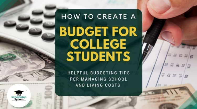 College can be expensive, which is why having a budget for college students is so important. Here's what you need to know about budgeting in college.