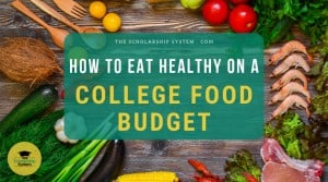 How to Eat Healthy on a College Food Budget