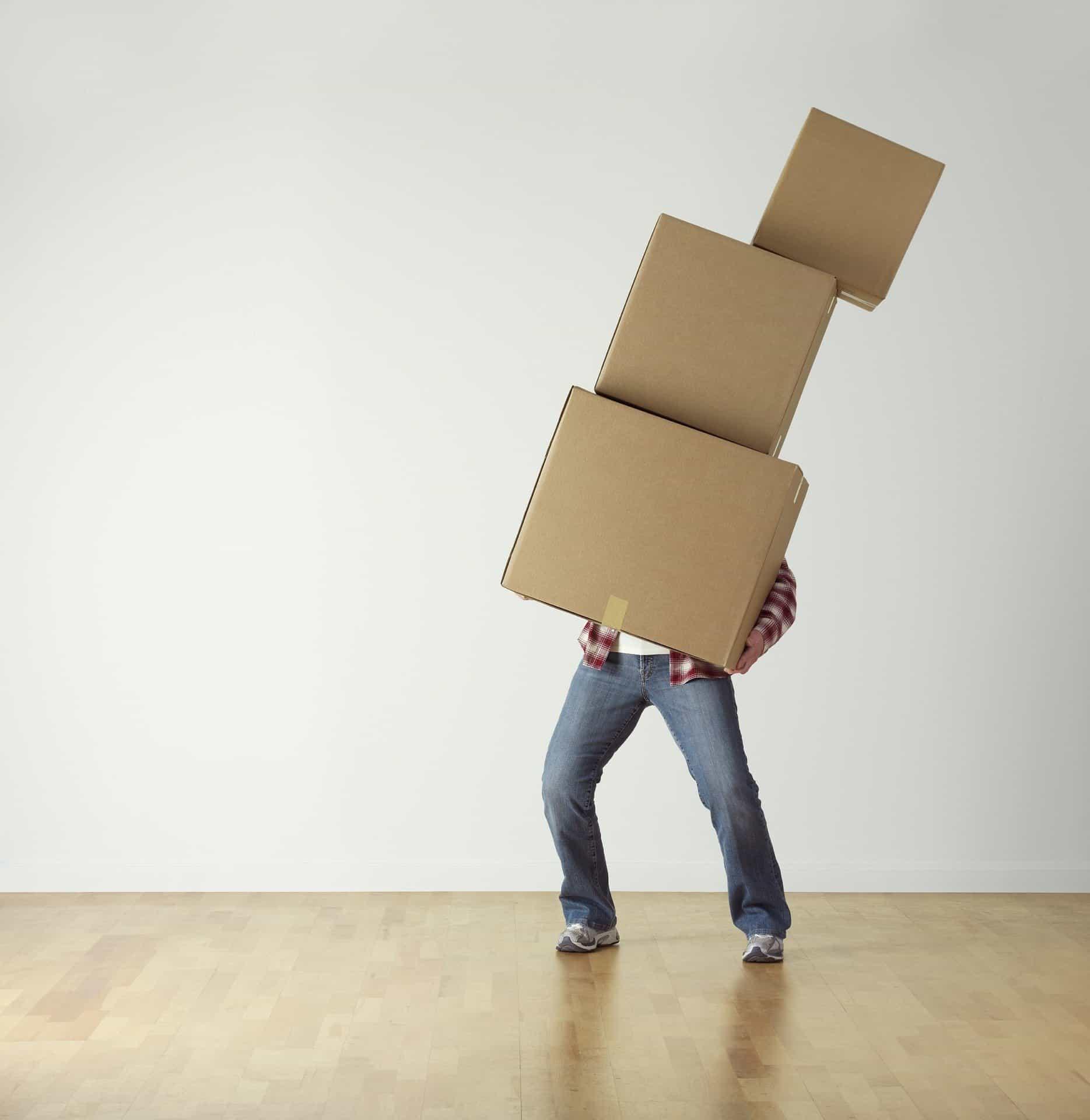 college moving checklist
