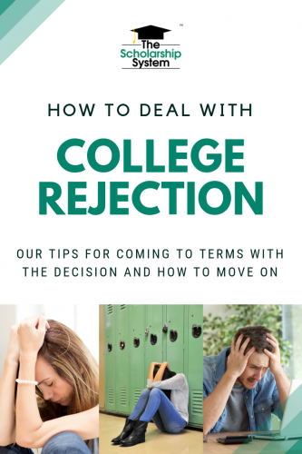 Figuring out how to deal with college rejection isn't always simple. Here are some tips to make it easier and insight into how to appeal the decision.