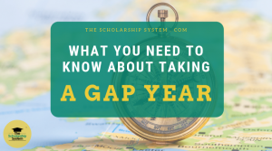 What You Need to Know About Taking a Gap Year
