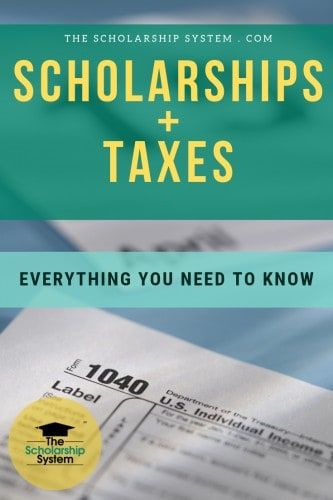 Paying for college with scholarships is an amazing opportunity, but many wonder, do you have to pay taxes on scholarships? Here's what you need to know.